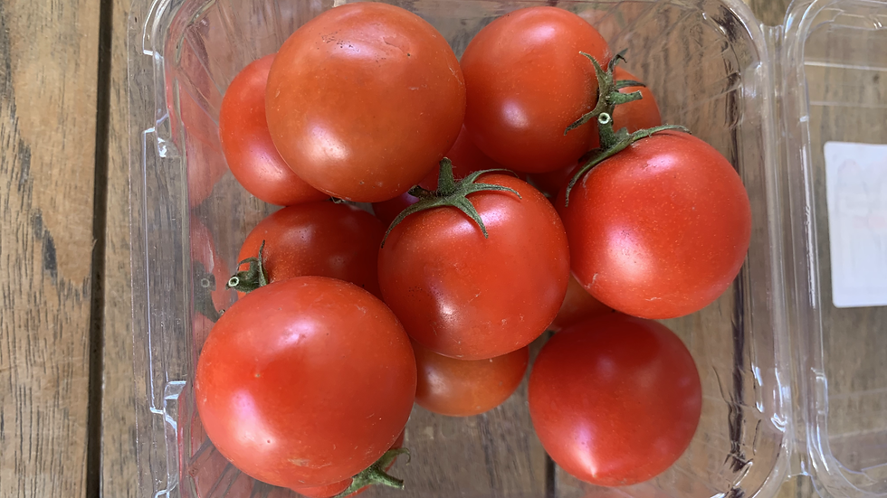 Tomatoes Cherry Certified Organic - punnet