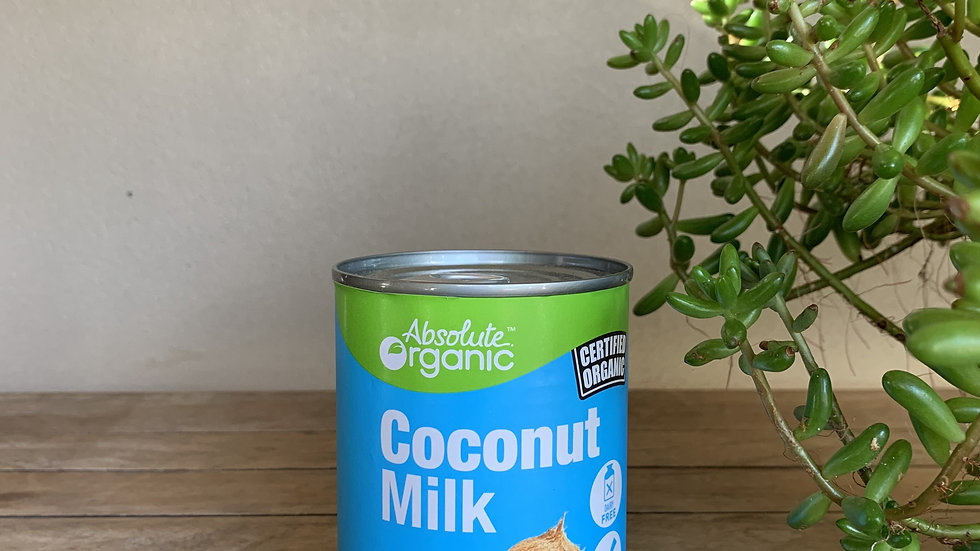 Coconut Milk Certified - Organic 400ml