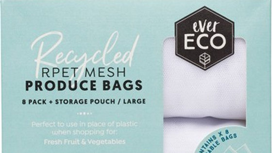 Reusable Ever Eco produce bags - 8 pack