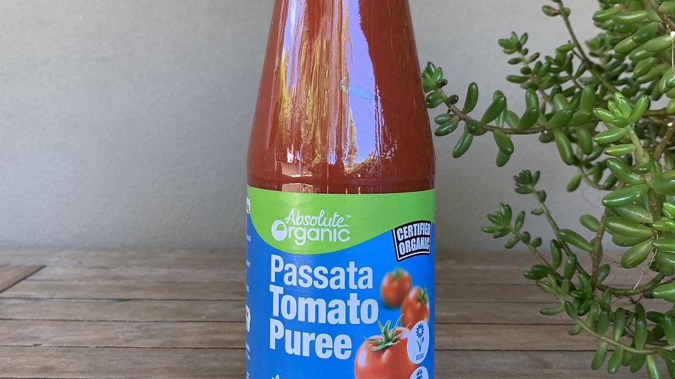 Passata Tomato Puree Certified Organic - 680g