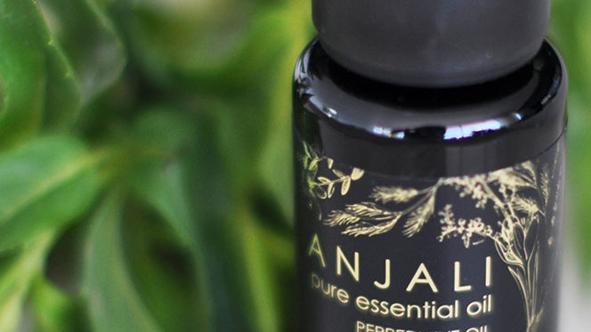 Anjali Peppermint - Organic essential oils - 15ml