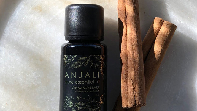 Anjali Cinnamon Bark essential oils - 15ml