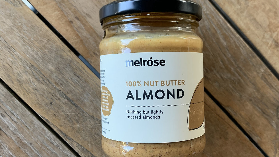 Almond Nut Butter MELROSE  Spread  - 250g