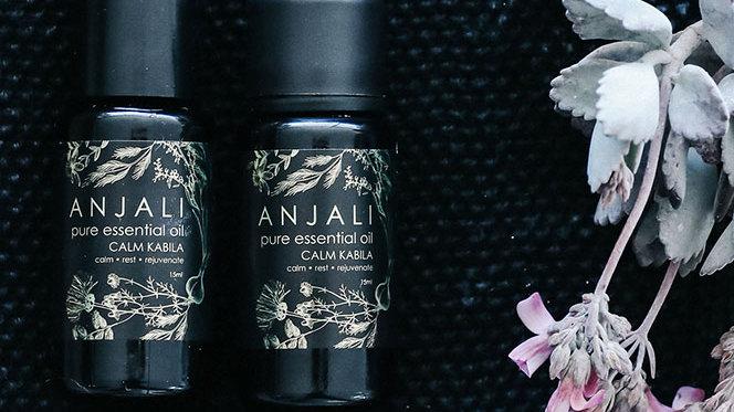 Anjali Calm Kabila essential oil blend