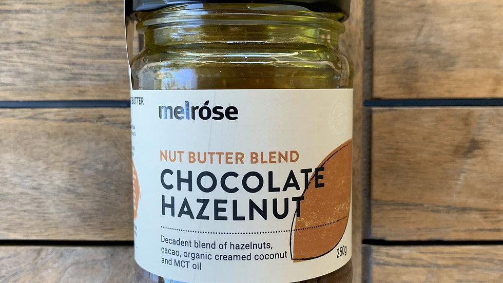 Nut Butter Spread Chocolate Hazelnut MELROSE 250g