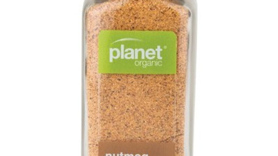 Nutmeg - Planet Organic Spices - 50g