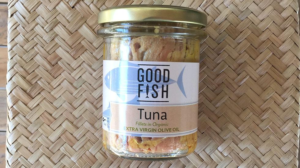 Good Fish Skip Jack Tuna Fillets 195gm