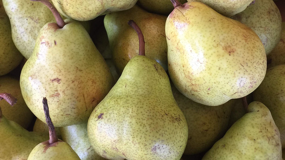 Pears Packham Certified organic  - 500gm