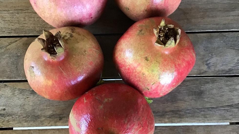 Pomegranate certified organic - each