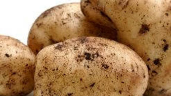 Potatoes Sebago Certified Organic -1kg