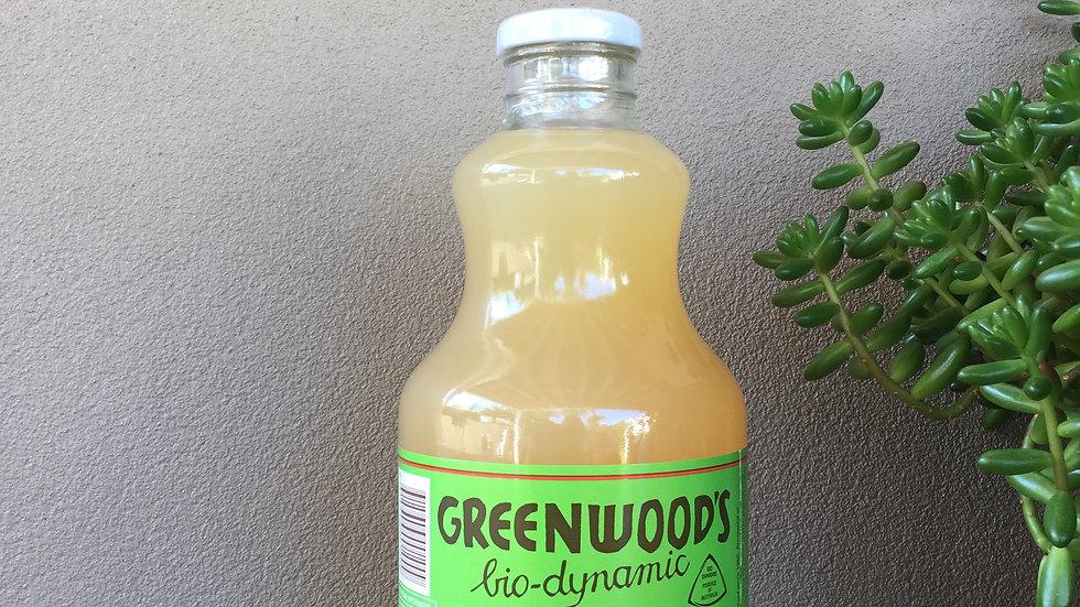 Pear juice Biodynamic- 1litre glass bottle