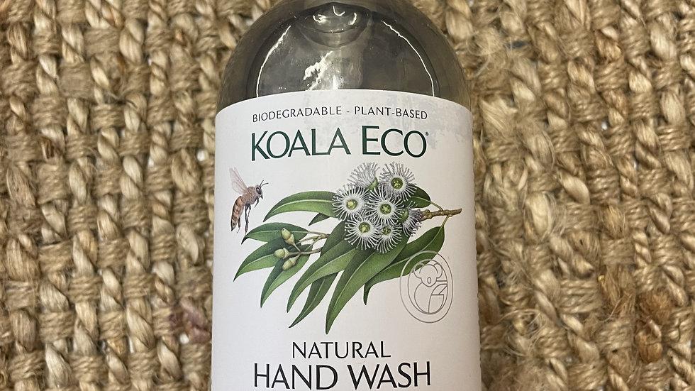 Hand Wash Lemon Scented, Eucalyptus & Rosemary - Koala Eco 500ml