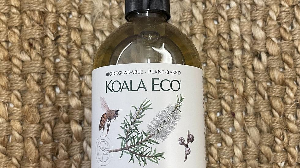 Natural Hand Sanitiser Tea Tree Leaf Essential Oil - Koala Eco 500ml