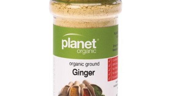 Certified Organic Ginger - 45g