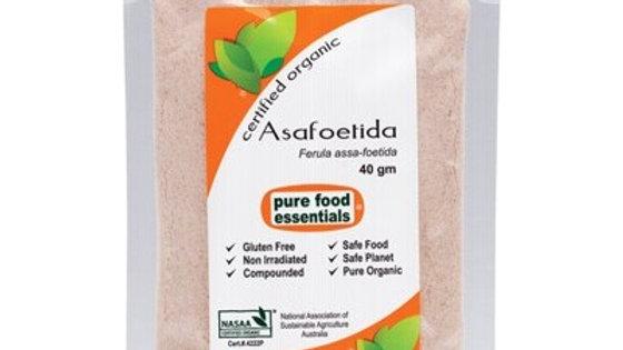 Asafoetida Spices - 40g PURE FOOD ESSENTIALS