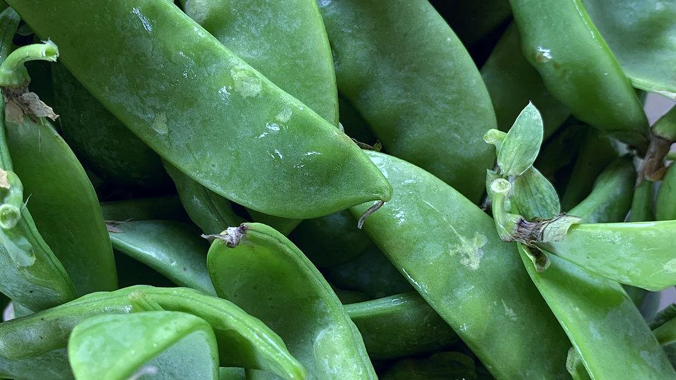 Peas Snow - Certified Organic - 200gm