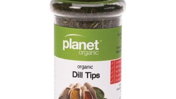 Certified Organic Dill Tips - 18g