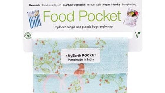 4MYEARTH Food Pocket  - 14x14cm - 1