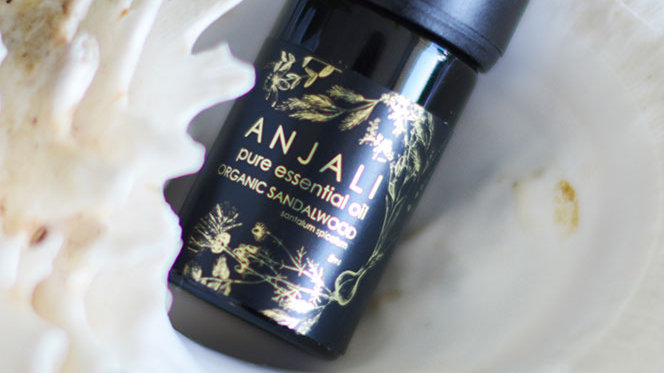 Anjali Sandalwood - Organic -5ml
