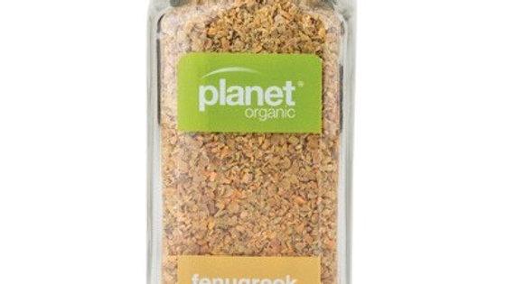 Fenugreek Planet Organic Herbs - 60g