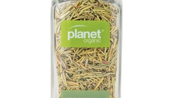 Rosemary Planet Organics Certified Organic glass 16gm