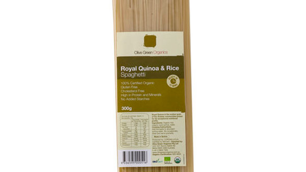 GF Spaghetti Royal Quinoa & Rice - 300gm