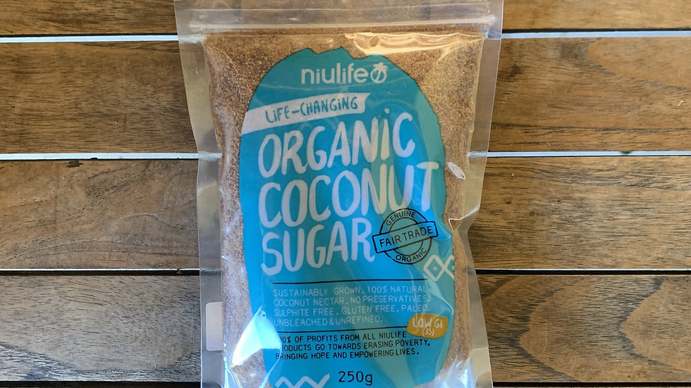 Coconut Sugar NIULIFE -250g