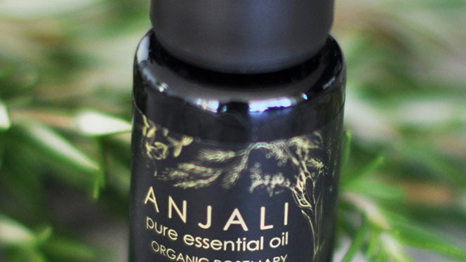Anjali Rosemary - Organic - 15ml