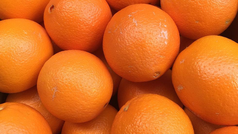 Oranges  Navels  Certified Organic - 1KG