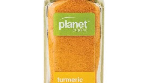 Certified Organic Turmeric - 60g