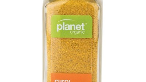 Curry - Planet Organic Spices -  55g