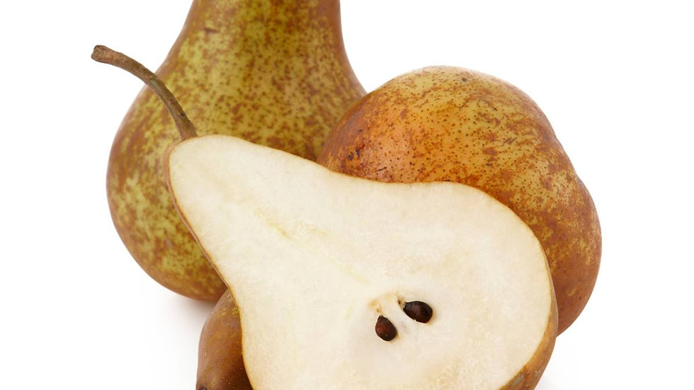 Pears Beurre Bosc Certified Organic - 500gm