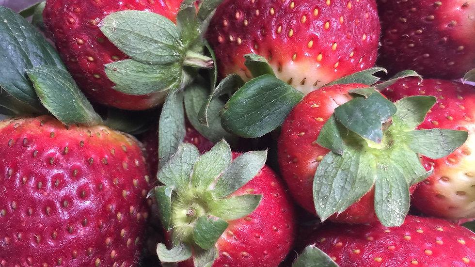Strawberries Certified Organic - 250gm