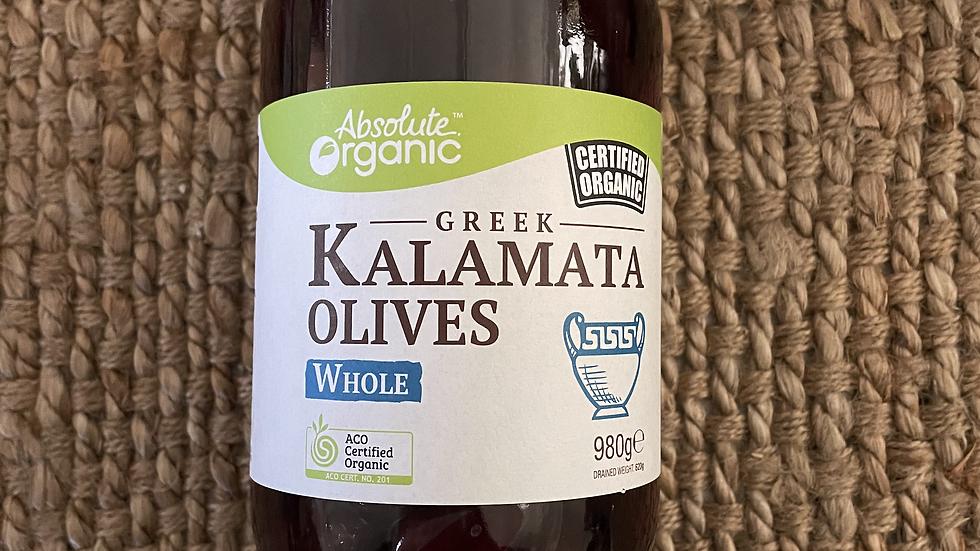 Olives Kalamata Whole 980g Absolute Organic ACO