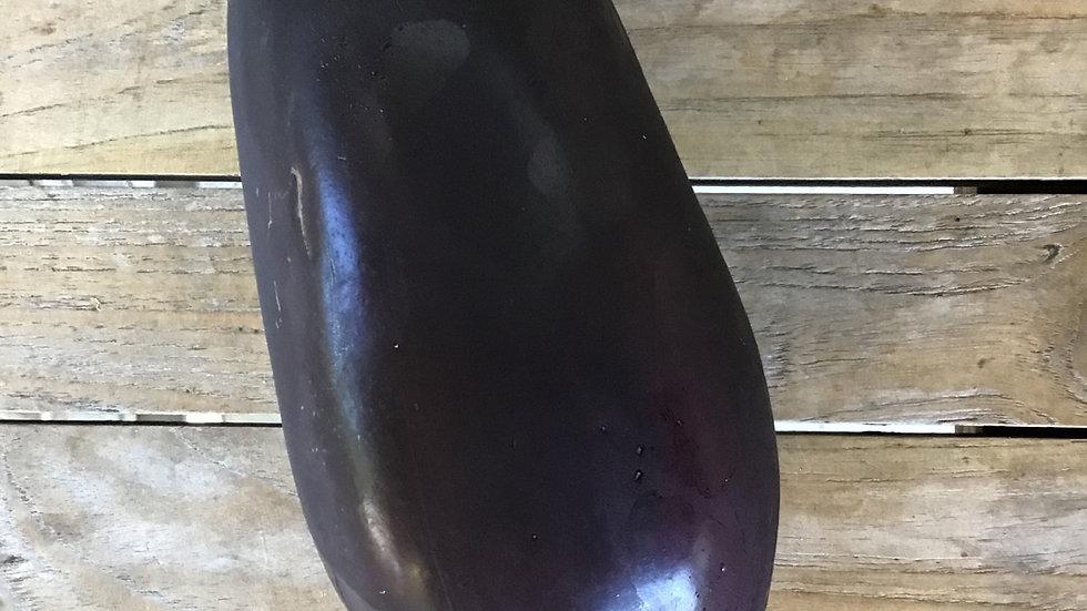 Eggplant certified organic - 500gm