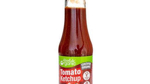 Tomato Sauce Ketchup 340g Absolute Organic ACO