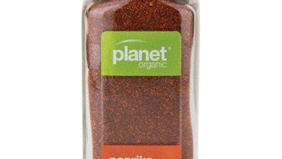 Paprika - Certified Organic - glass 50g