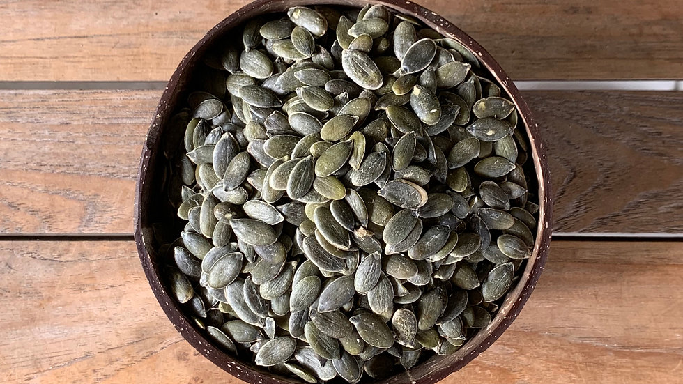 Pepitas Raw Organic - 100g