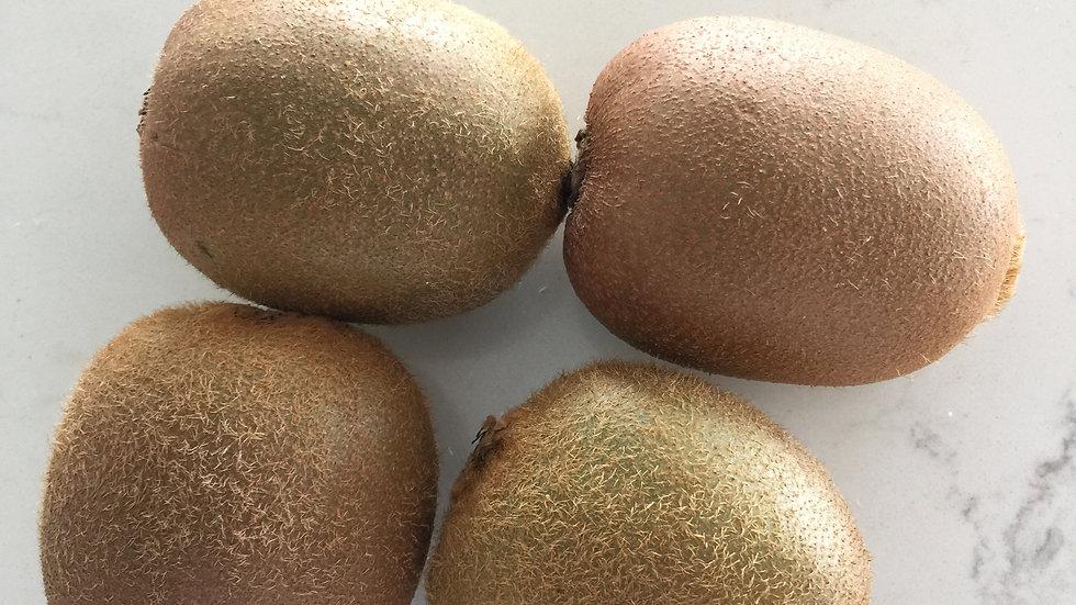 Kiwi fruit  Certified Organic - 500grams