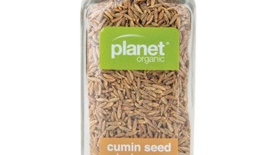 Cumin Seed Whole - Planet Organic Herbs -  45g