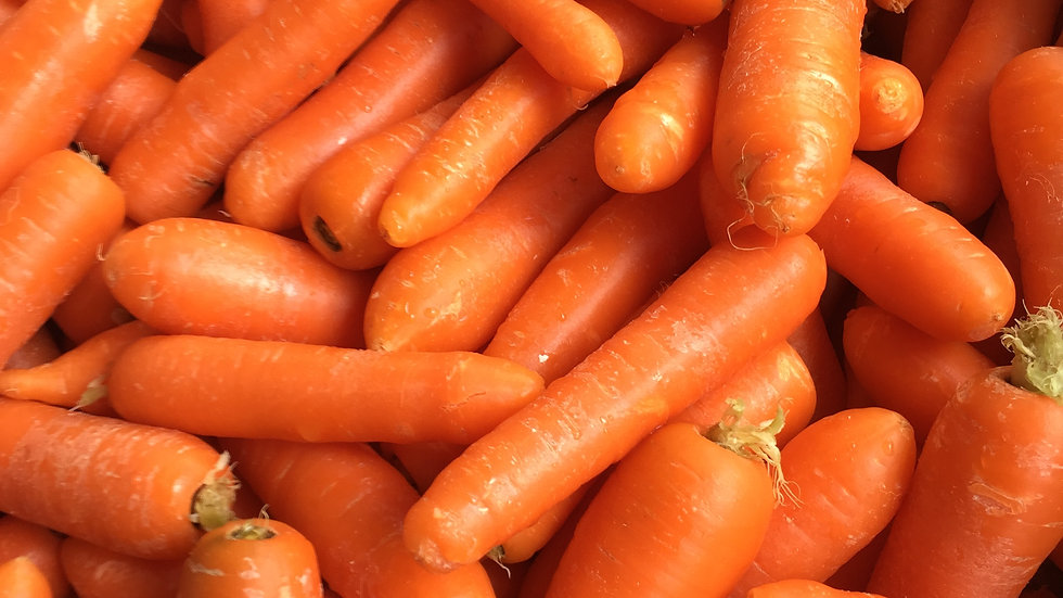 Carrots - 500gm Certified Organic