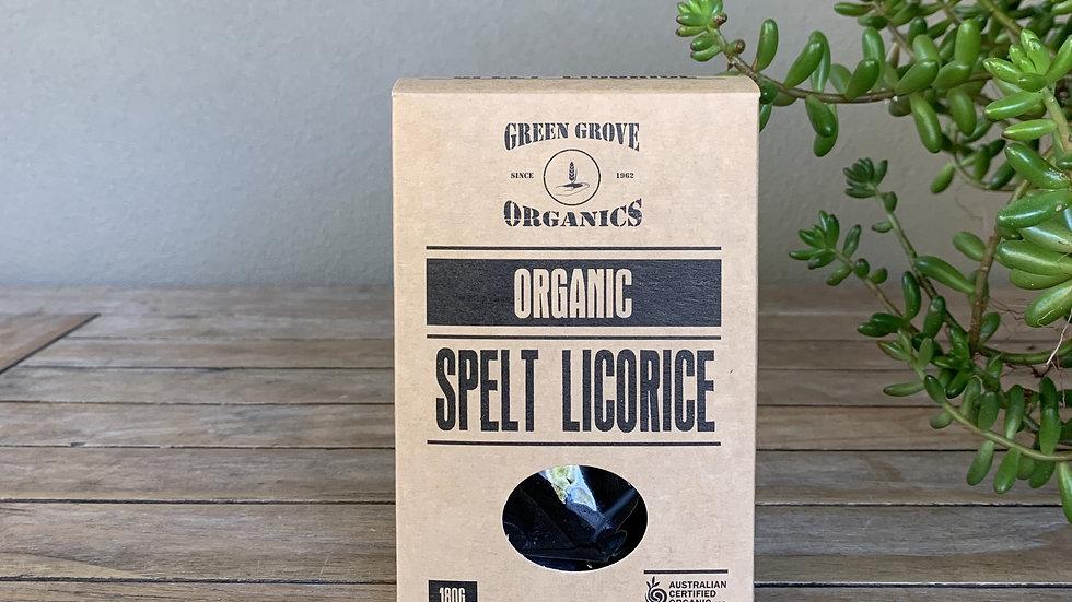 Licorice Spelt Organic 180g