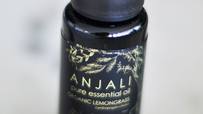 Anjali Lemongrass - Organic essential oils - 15ml