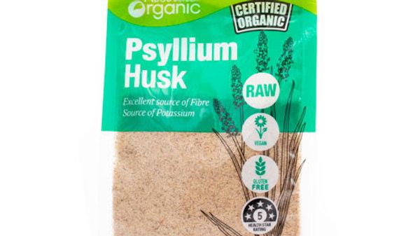 Psyllium Husks 175g Absolute Organic ACO