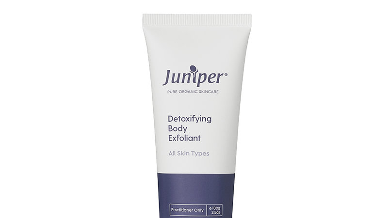 Detoxifying Body Exfoliant