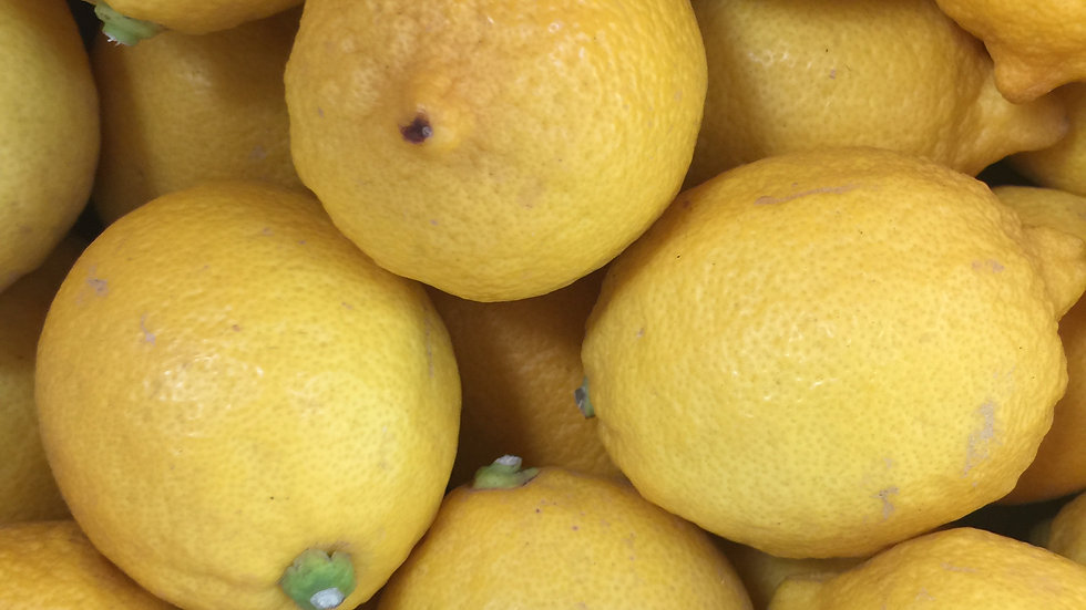 Lemons  Certified Organic -500gm