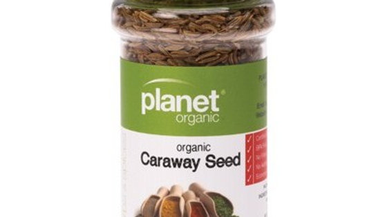 Caraway Seed - Planet Organic  50g