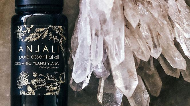 Anjali Ylang-Ylang (Complete) - Organic essential oil - 15ml