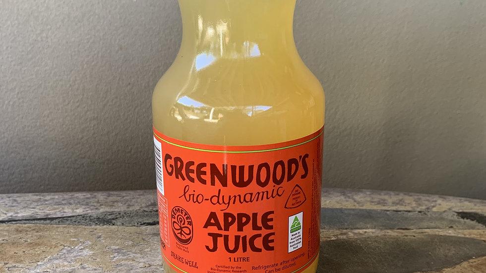Juice Apple 1L GREENWOODS Demeter