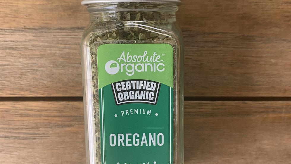 Oregano - Organic Herbs -15g